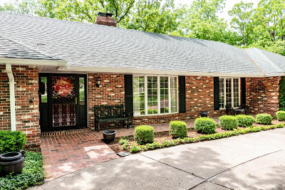 Jefferson City Single Family Home For Sale: 733 Hobbs Road