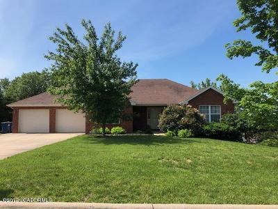 Jefferson City MO Single Family Home For Sale: $234,500