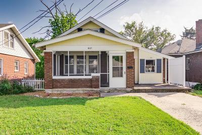 Jefferson City MO Single Family Home For Sale: $104,500