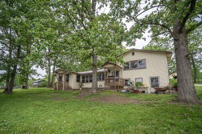 Single Family Home For Sale: 54129 Butterfly Road