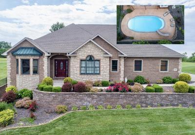 Jefferson City Single Family Home For Sale: 218 Settlers Ridge Drive