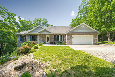 Single Family Home For Sale: 20000 S Rte A