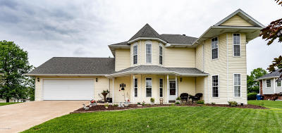 Single Family Home For Sale: 232 Hunters Run Road
