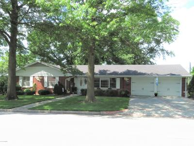 Single Family Home For Sale: 406 W Russell Street