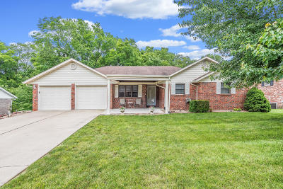 Jefferson City Single Family Home Active With Contingency: 718 Troy Drive