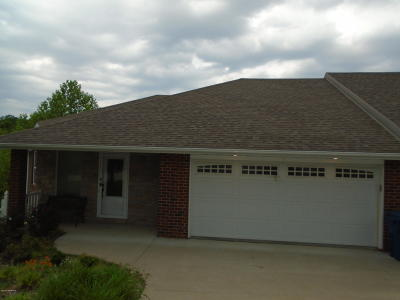 Jefferson City Single Family Home Active With Contingency: 1536 Cedar Ridge Place #A