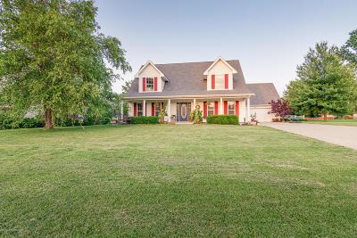 Ashland Single Family Home For Sale: 206 W Oaks Drive