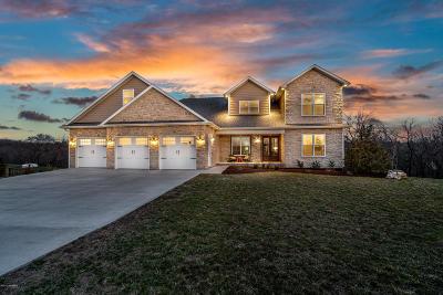 Single Family Home For Sale: 5170 E Raitt Road
