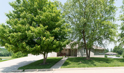 Jefferson City Single Family Home For Sale: 2229 Moreau Terrace