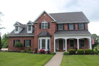 Jefferson City Single Family Home For Sale: 406 Turnberry Drive