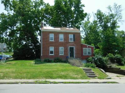 Jefferson City Single Family Home For Sale: 801 Monroe Street