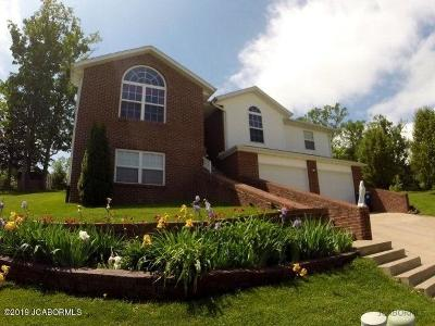 Jefferson City Single Family Home For Sale: 3729 Liverpool Drive