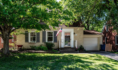 Jefferson City Single Family Home For Sale: 815 Houchin Street
