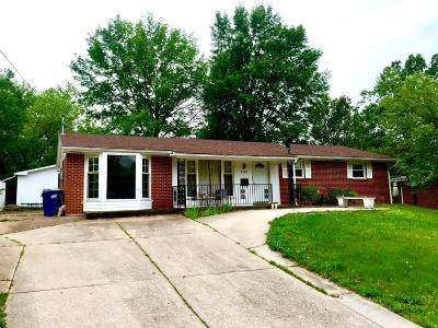 Jefferson City Single Family Home For Sale: 2029 Buehrle Drive
