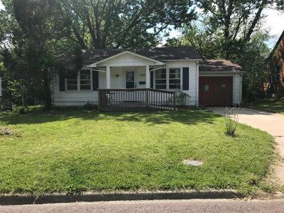 Columbia Single Family Home For Sale: 803 Ridgeway Avenue
