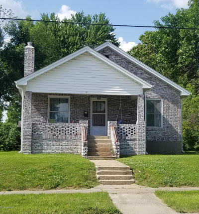 Fulton Single Family Home For Sale: 207 W 5th Street