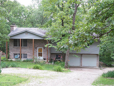 Centertown Single Family Home For Sale: 10513 Bryant Road