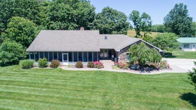 Centertown Single Family Home For Sale: 8304 Quail Ridge Drive