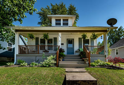 Fulton Single Family Home For Sale: 408 E 9th Street