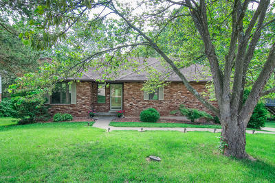 Jefferson City Single Family Home For Sale: 1726 Bunker Hill Road