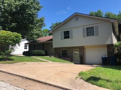 Jefferson City Single Family Home For Sale: 2405 Theresa Street