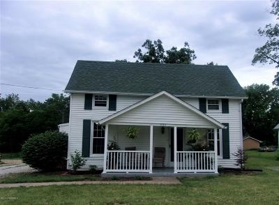 Fulton Single Family Home For Sale: 504 State Road Z