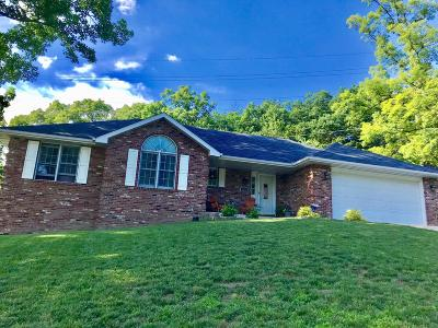 Jefferson City Single Family Home For Sale: 1208 Field Haven Drive