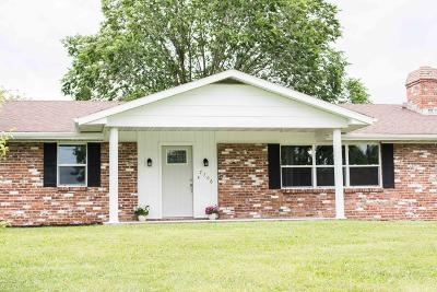 Jefferson City MO Single Family Home For Sale: $164,500