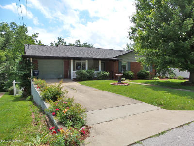 Jefferson City Single Family Home For Sale: 1304 Kolb Drive