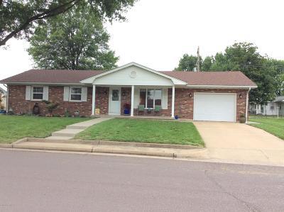 Single Family Home For Sale: 702 Pamela Drive