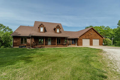 Single Family Home For Sale: 19015 S Old Rte A
