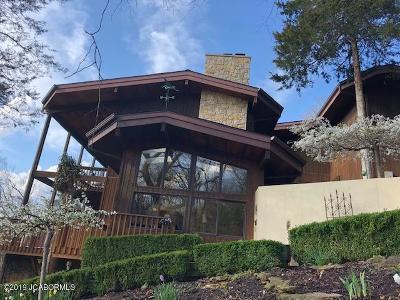 Single Family Home For Sale: 7750 E North Shore Drive