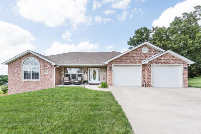 Jefferson City Single Family Home For Sale: 3701 Rusty Drive