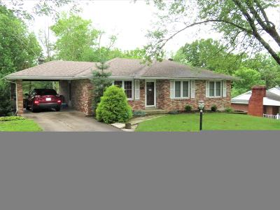 Jefferson City Single Family Home For Sale: 212 Landwehr Hills Road