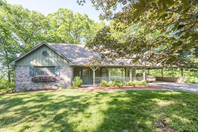 Jefferson City Single Family Home For Sale: 2200 North Drive