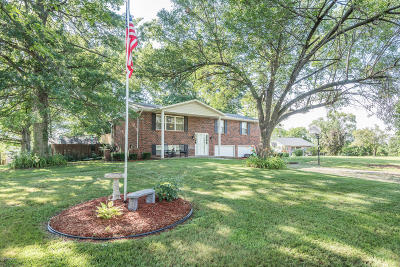 Holts Summit Single Family Home For Sale: 12469 County Road 4037