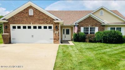 Single Family Home For Sale: 7057 Greenwood Hills