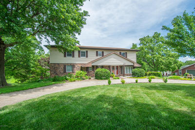 Jefferson City Single Family Home For Sale: 419 Meadow Brook Drive