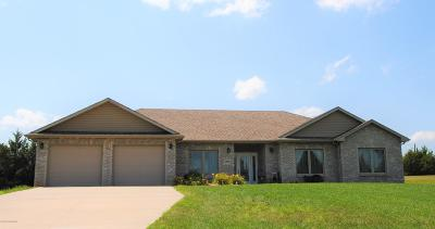 Single Family Home For Sale: 2908 Cantaberry Drive
