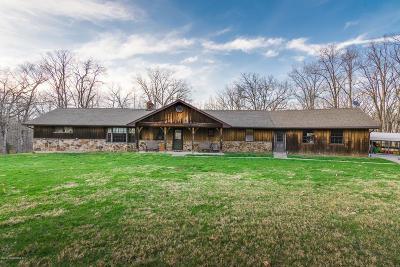 Single Family Home For Sale: 4054 Tara Circle