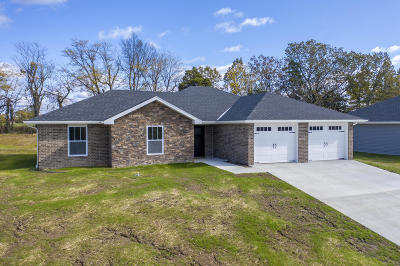 Holts Summit Single Family Home For Sale: 425 Zachary Court