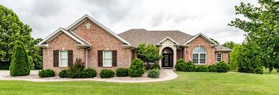 Jefferson City Single Family Home For Sale: 615 Summerhill Drive