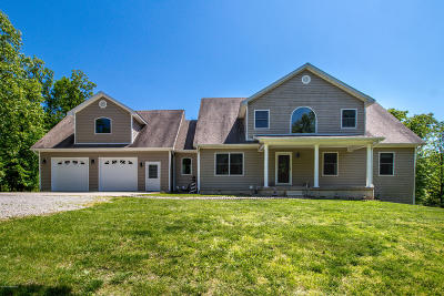 Single Family Home For Sale: 8878 County Rd 142