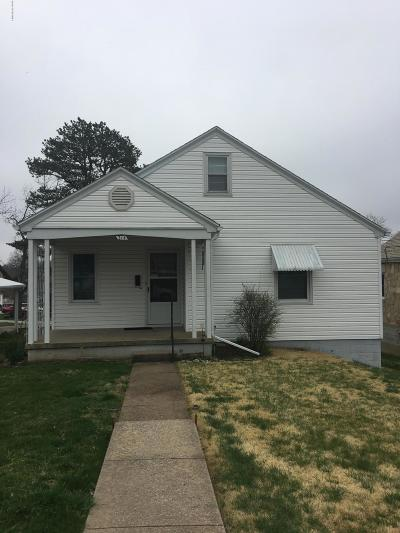 Jefferson City Single Family Home For Sale: 214 Buchanan Street
