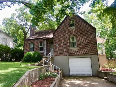 Jefferson City Single Family Home Active With Contingency: 2021 Meadow Lane