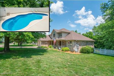 Single Family Home For Sale: 2119 Windriver Drive