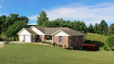 Single Family Home For Sale: 3432 Rudy Lane