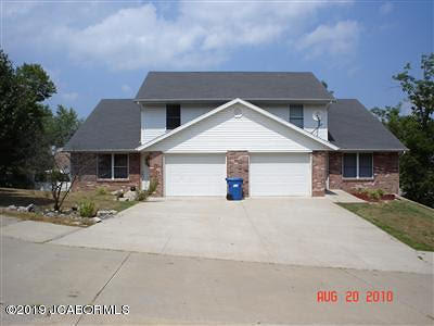 Jefferson City Multi Family Home For Sale: 219 State Hwy T