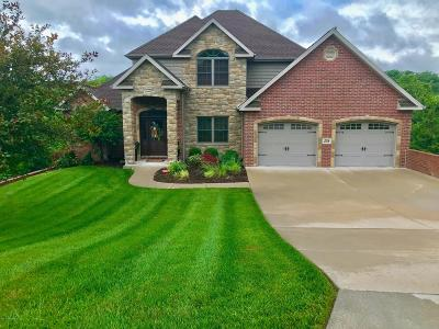 Jefferson City Single Family Home For Sale: 258 Madelines Park Circle