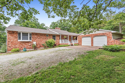 Holts Summit Single Family Home For Sale: 11928 County Road 393